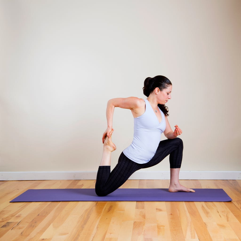 Loosen Up Tight Quads With a Yoga Sequence