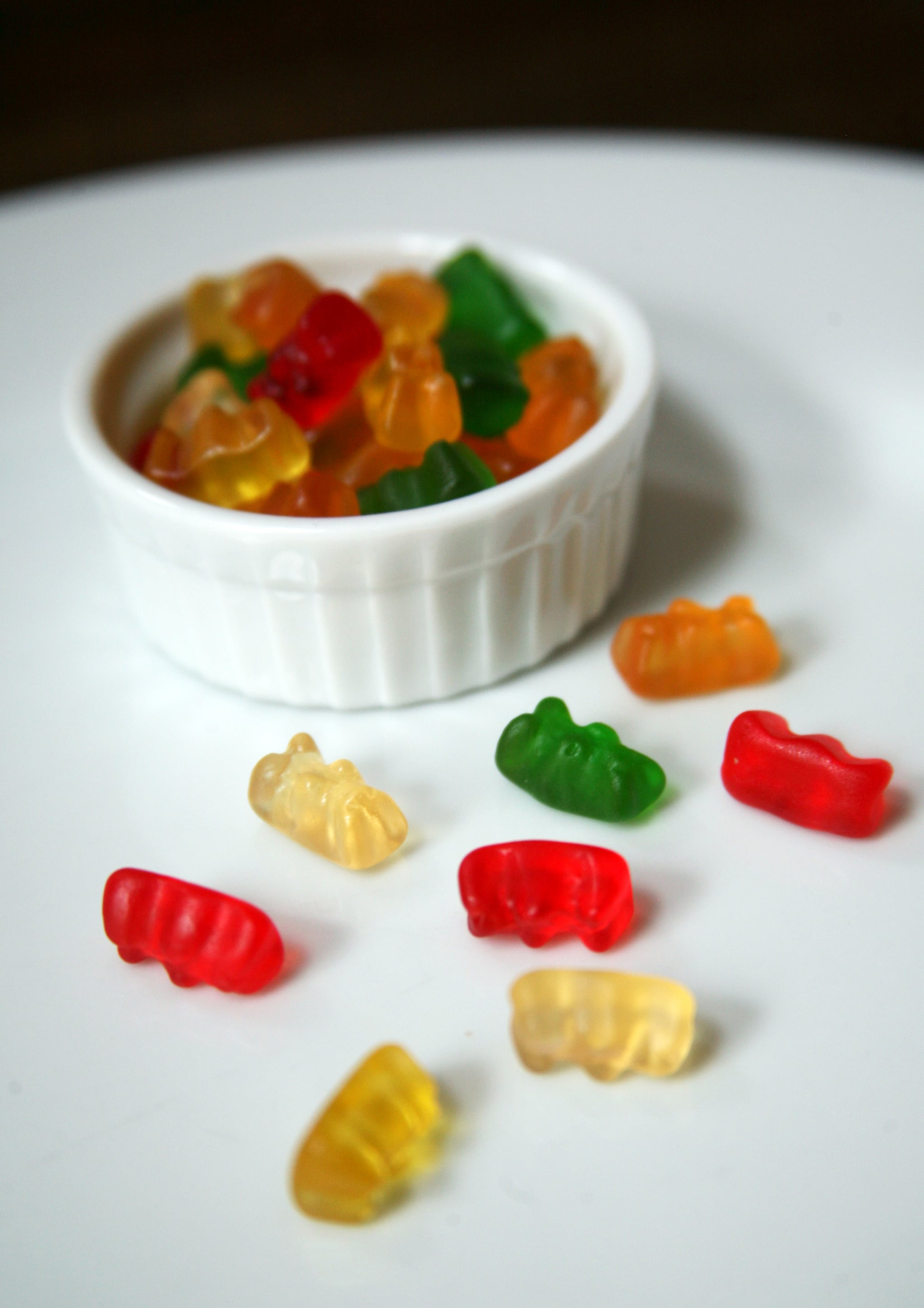 Haribo gummy bears are just one of many products that thomas - Share This Link