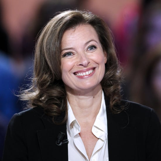 France's New First Lady Valerie Trierweiler