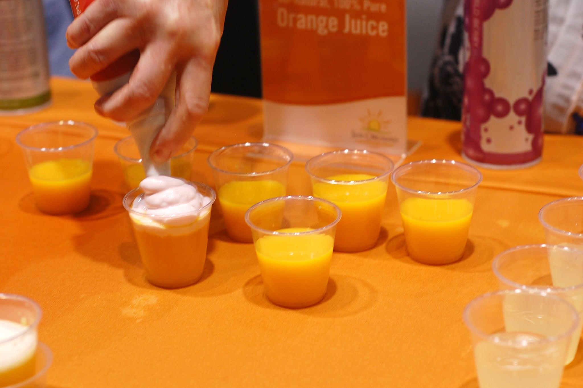 Fomz on Orange Juice