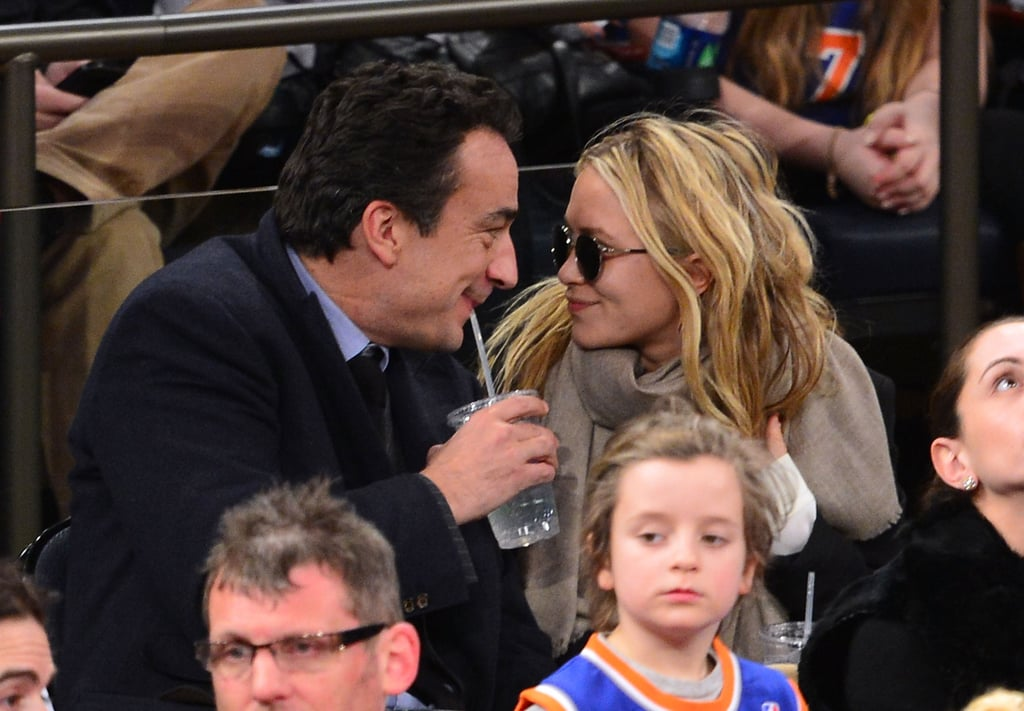 The 1 Place Mary-Kate Olsen and Olivier Sarkozy Always Show PDA
