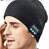 Knit Bluetooth Beanie Hat Headphones