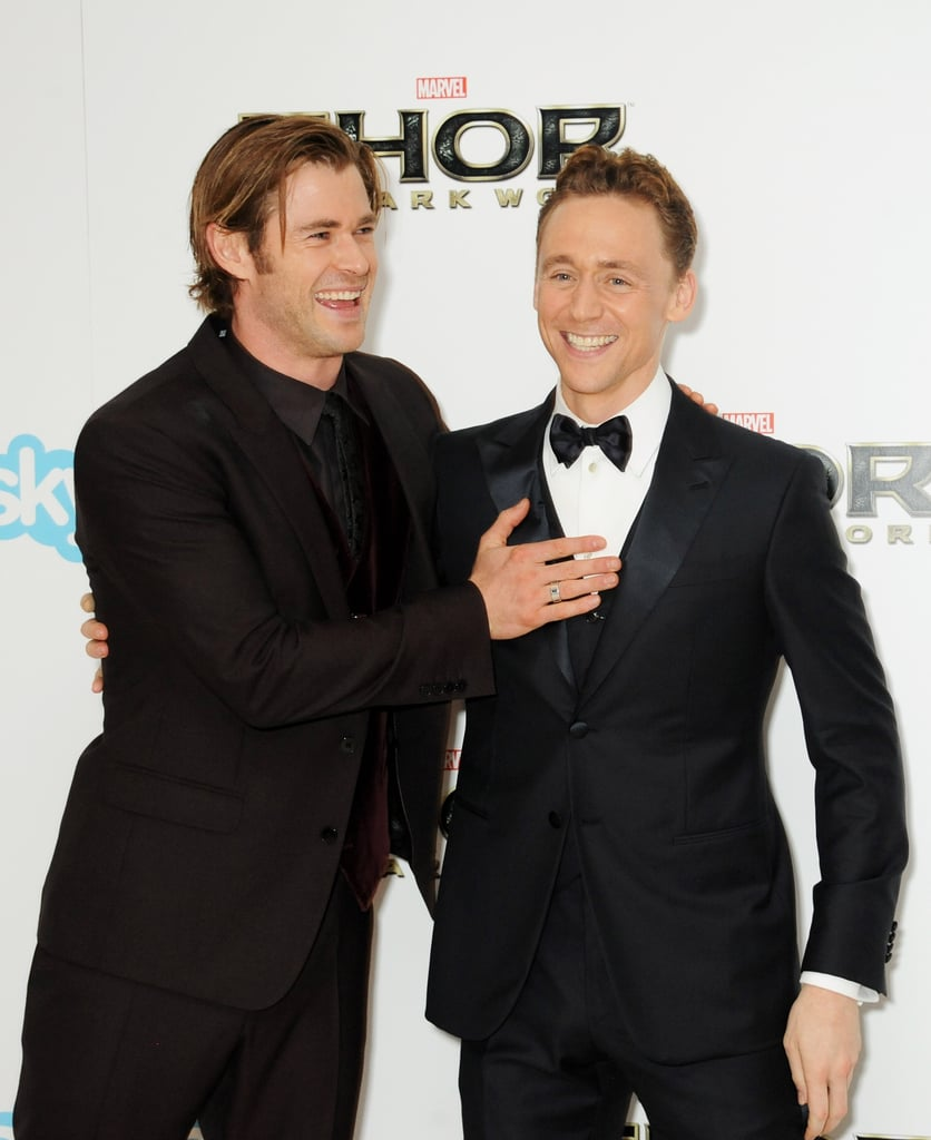 When Their Appearance at the Premiere of Thor: The Dark World Ironically Made the World a Little Brighter