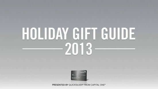 Find the Perfect Gift For Everyone on Your List — and Earn Cash Back!