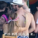 Patrick Schwarzenegger Partying Without Miley Cyrus in Cabo