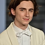 Timothée Chalamet as Laurie