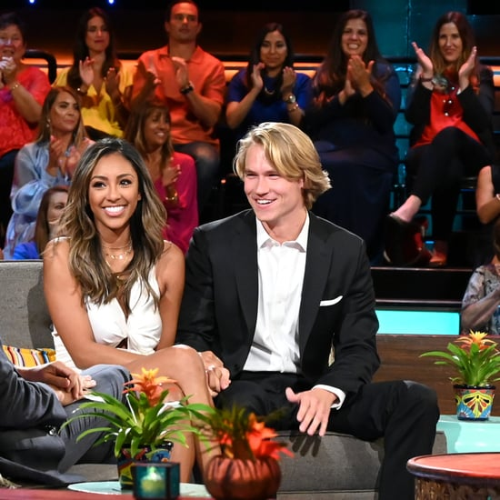 Bachelor in Paradise's Tayshia and John Paul Up