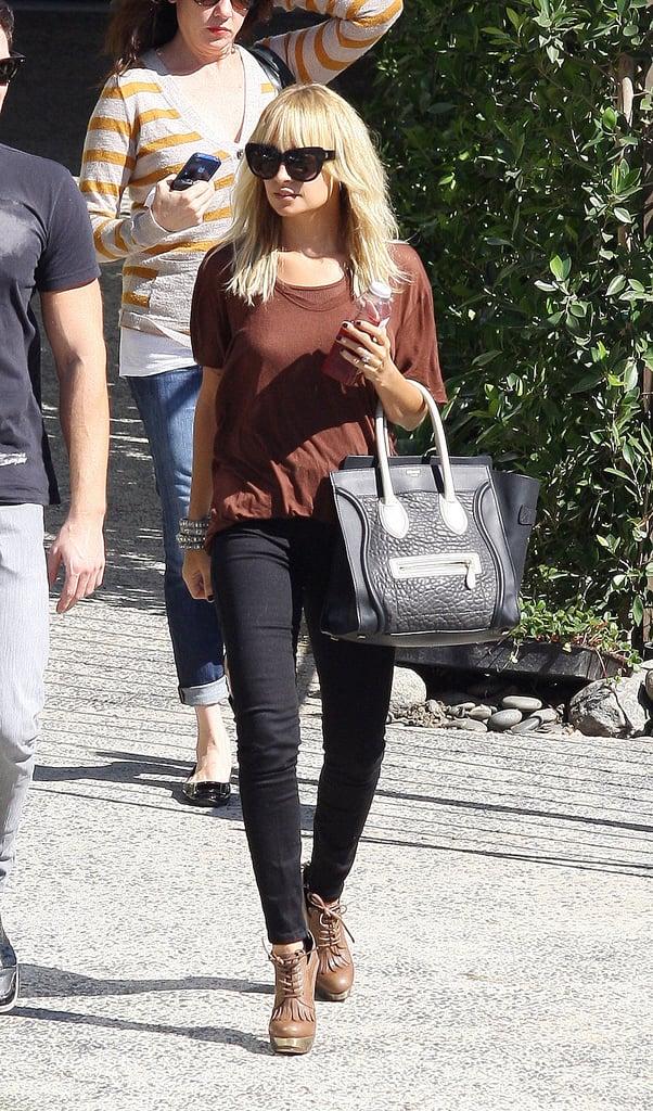 Celebrity Style Stalk Inspiration Nicole Richie Style Popsugar Fashion Australia