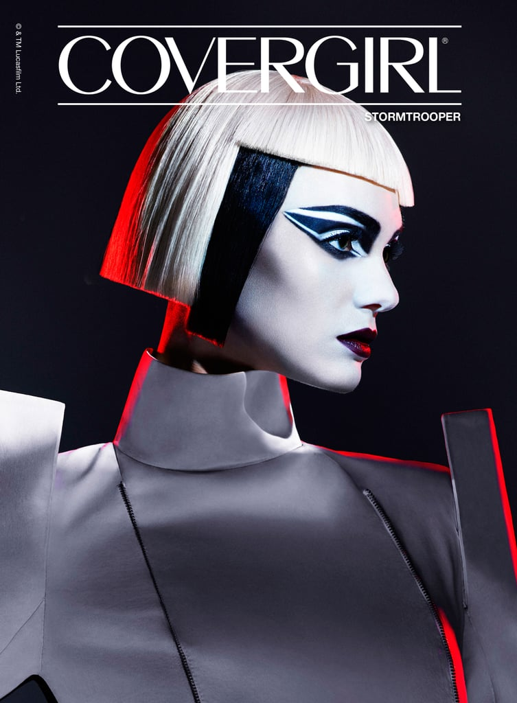 Every Intergalactic Look From CoverGirl's Star Wars Collection