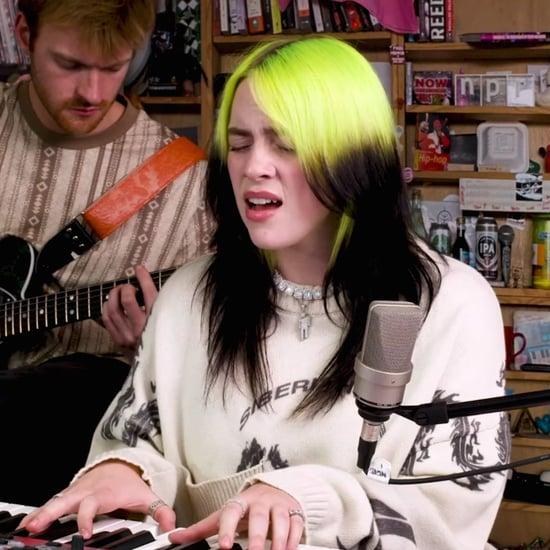Watch Billie Eilish Do NPR's Tiny Desk Concert From Home