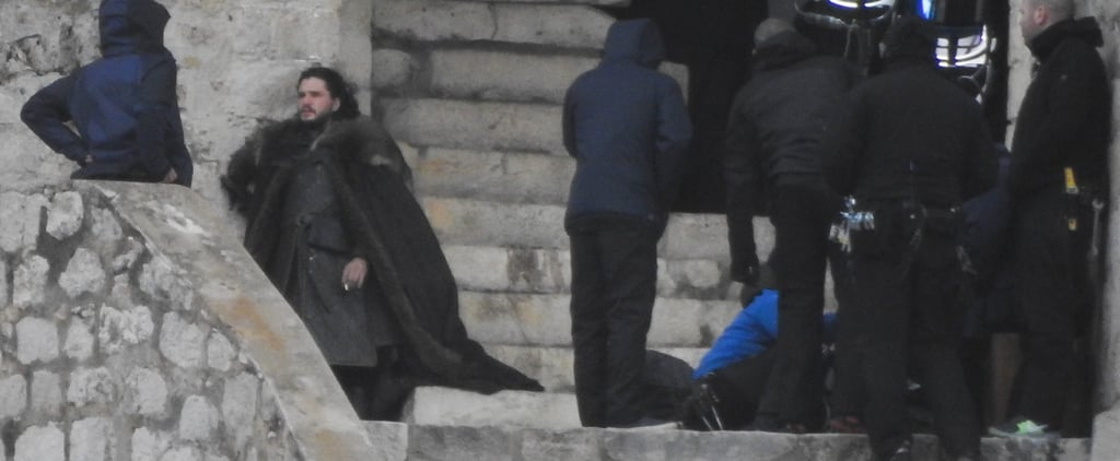 Game of Thrones: Jon Snow and Cersei Are Back at King's Landing and Ready to Fight
