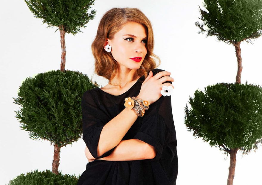 Check Out DKNY's New Jewelry Collab With Bauble Bar