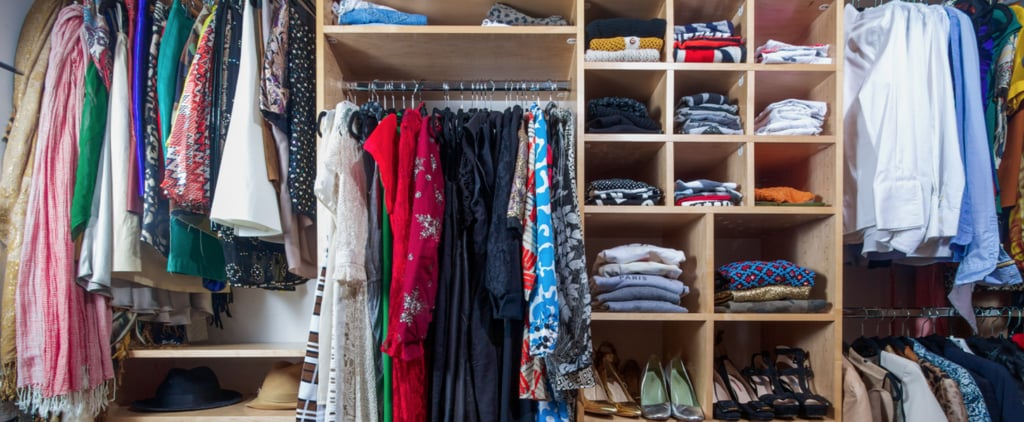 6 Steps to Spring-Cleaning Your Closet, Straight From a Celebrity Stylist