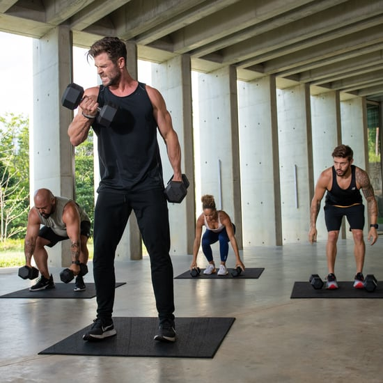 Review of Chris Hemsworth's Fitness App, Centr