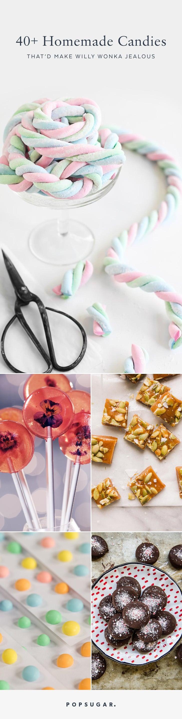 Homemade Candy Recipes