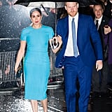 Meghan Markle and Prince Harry at the Endeavour Fund Awards