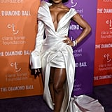 Normani's J'Aton Couture Dress at The Diamond Ball 2019