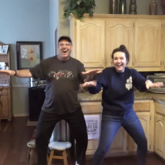 Watch a Dad and Daughter Dance to Jess Glynne's Hold My Hand
