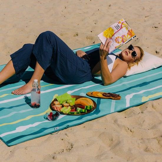 Sand-Free Beach Blanket