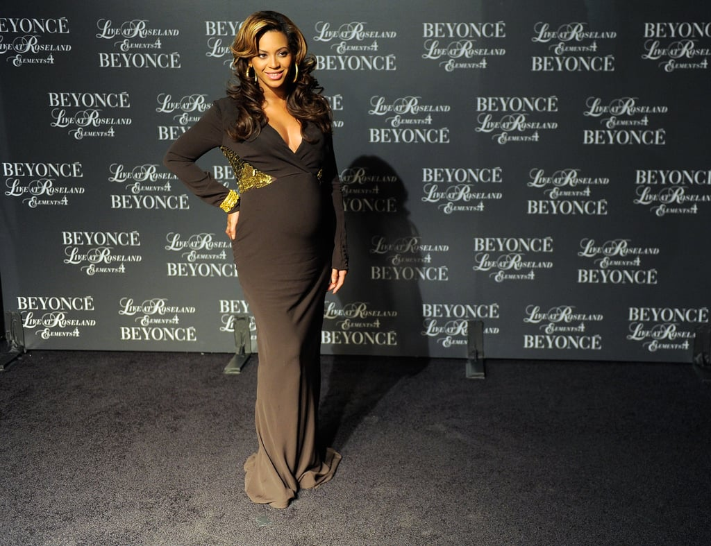 Screening of Beyoncé's DVD Live at Roseland: The Elements of 4