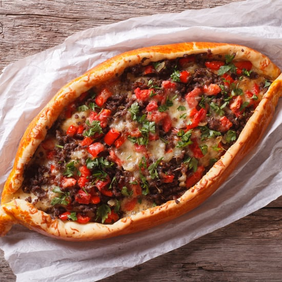 Kapali (Lamb) Pide: Turkish-Style Pizza From Besh Dubai