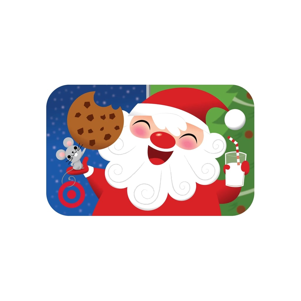 Laughing Santa Gift Card | Target Offering Discount on Gift Cards ...