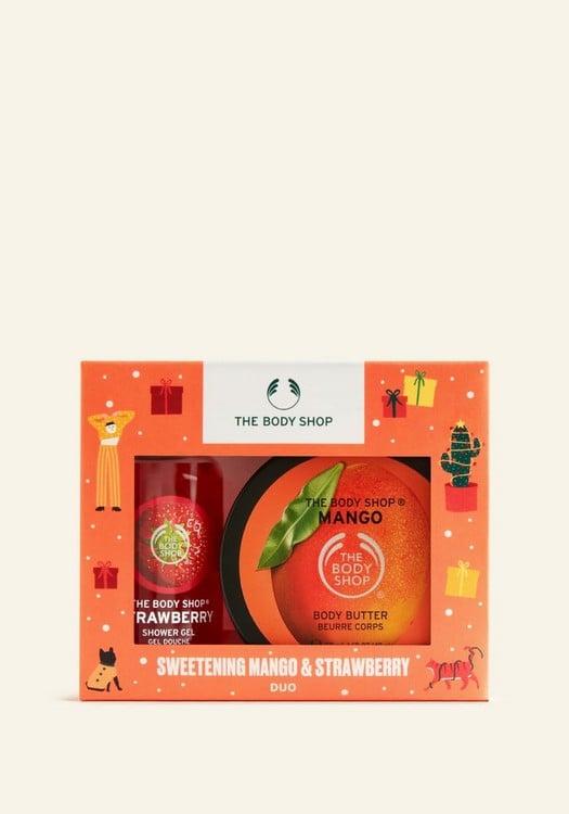 Gemini (May 21-June 20): The Body Shop Sweet Mango & Strawberry Duo