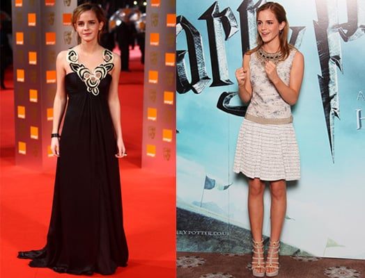 Emma Watson Red Carpet Moments 2009