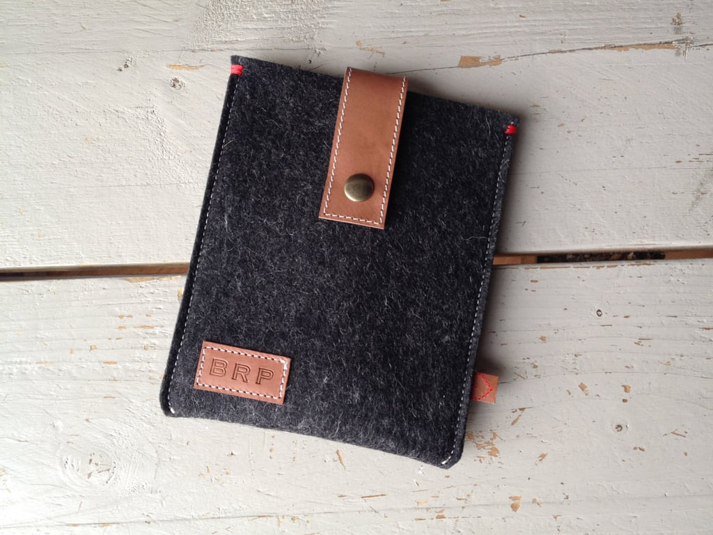 Paperwhite Wool Felt Case