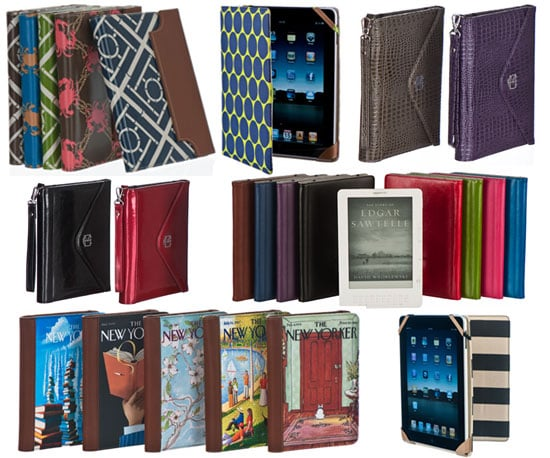 Kindle, Nook, Reader, and iPad Cases