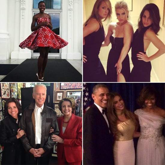 Go Inside DC's Glamorous Celebrations With the Stars' Cutest Candids!