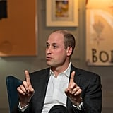 Prince William Discusses Being Harry's Best Man