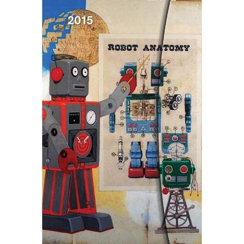 Geeky 2015 Calendars Popsugar Tech