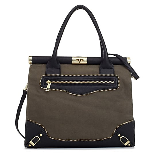 Olivia + Joy Miss Priss Satchel, $78
