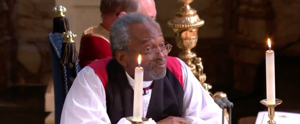Royal Wedding Sermon 2018 Video