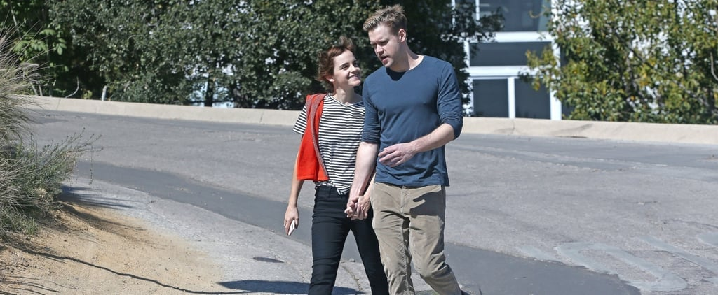 Emma Watson Is Dating Chord Overstreet
