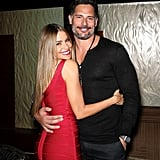 "The beginning: Reports surfaced of a Summer romance between Sofia and Joe in July 2014 after the duo was spotted on a date in Louisiana over the Fourth of July weekend. 	 The proposal: During a guest appearance on Live With Kelly and Michael, Joe disclosed that he proposed to Sofia after six months of dating during a family vacation in Hawaii, saying, ""You are my everything"" in Spanish. 	 The ring: Shortly after, Sofia touched down in LA sporting a massive engagement ring."