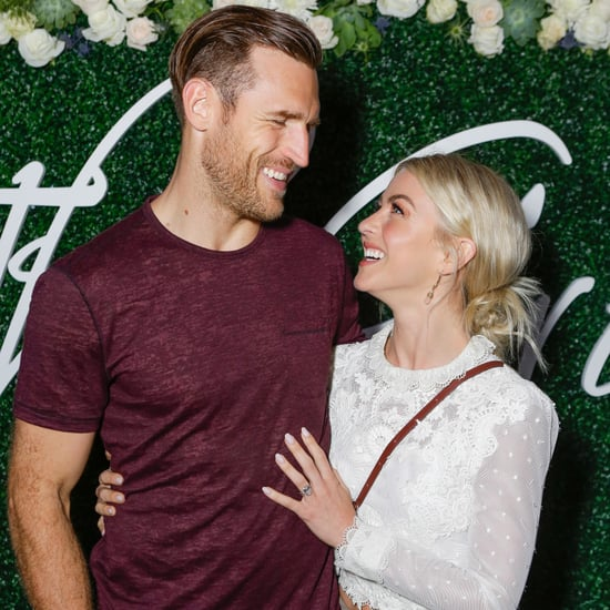 Julianne Hough Talks About Being Married to Brooks Laich