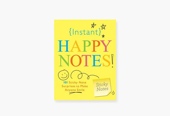 Sourcebooks Inc. Instant Happy Notes