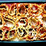 Vegetable Lasagna Rollup Casserole
