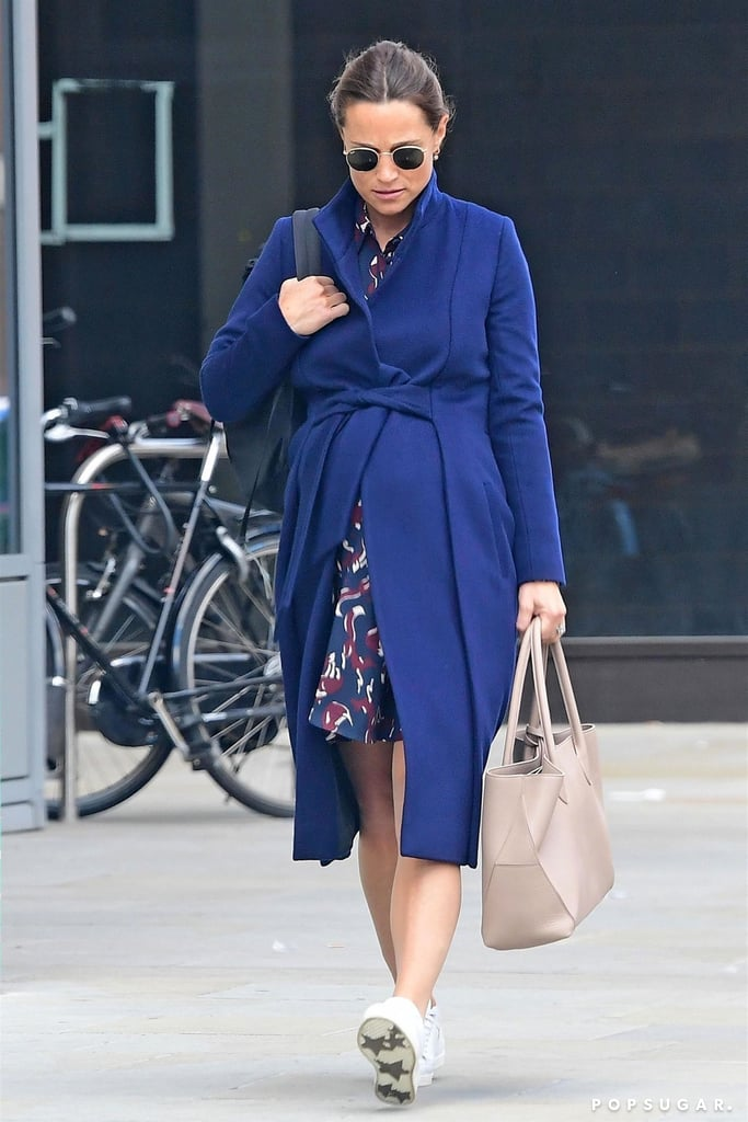 Pippa First Wore Her Kate Spade New York Dress in September 2018