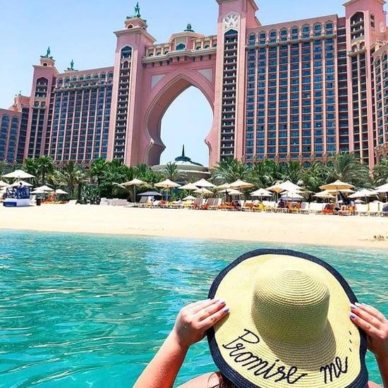 منتجع أتلانتس النخلة في دبي يقدم تذكرة دخول مجانية إلى مسبحه