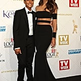 Pia Miller and Her Son