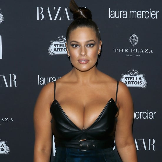 Ashley Graham Out in NYC September 2016