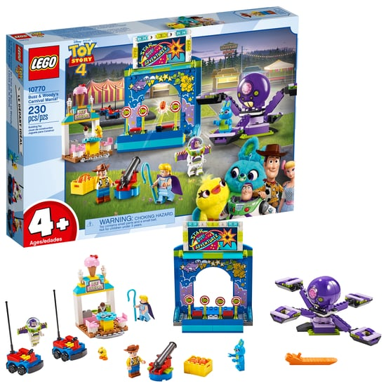 Toy Story 4 Lego Sets
