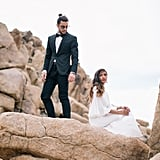 Joshua Tree Airbnb Wedding