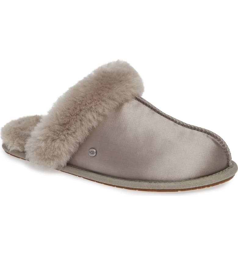 cc274cb6322 UGG Scuffette II Satin Slippers | Best House Slippers For Women ...