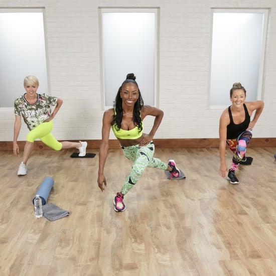 20 Minuten Bauch und Po Workout
