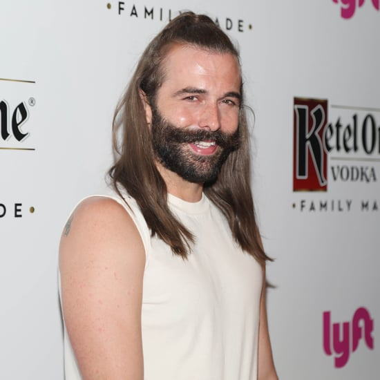 Jonathan Van Ness Lipton Stress Less Tea Interview
