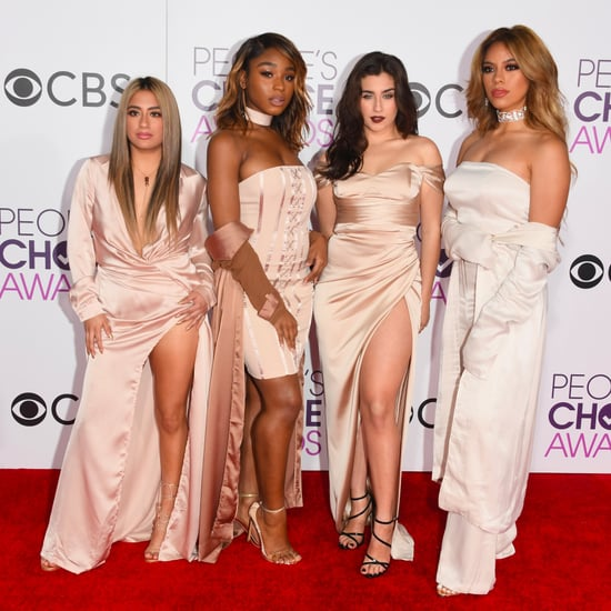 Fifth Harmony at the 2017 People's Choice Awards